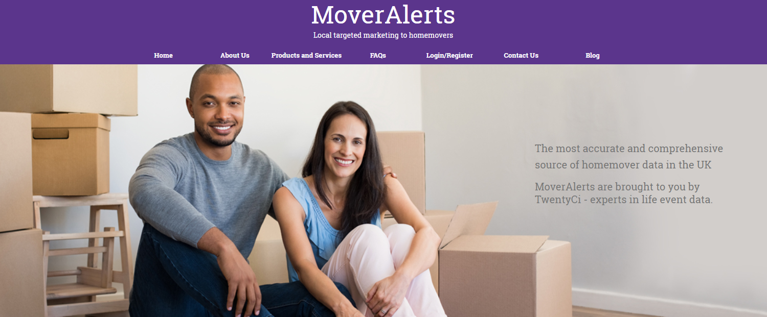 MoverAlerts for Remover and Storage Lead Generation